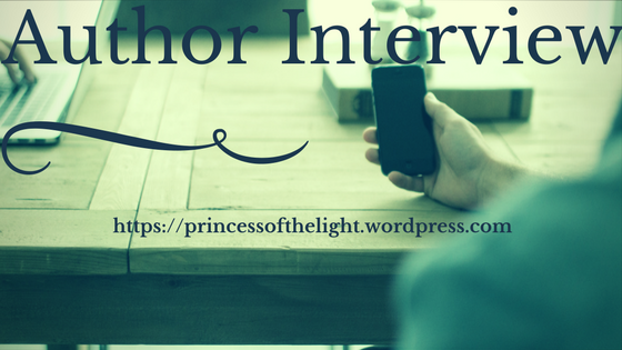 Author Interview graphic